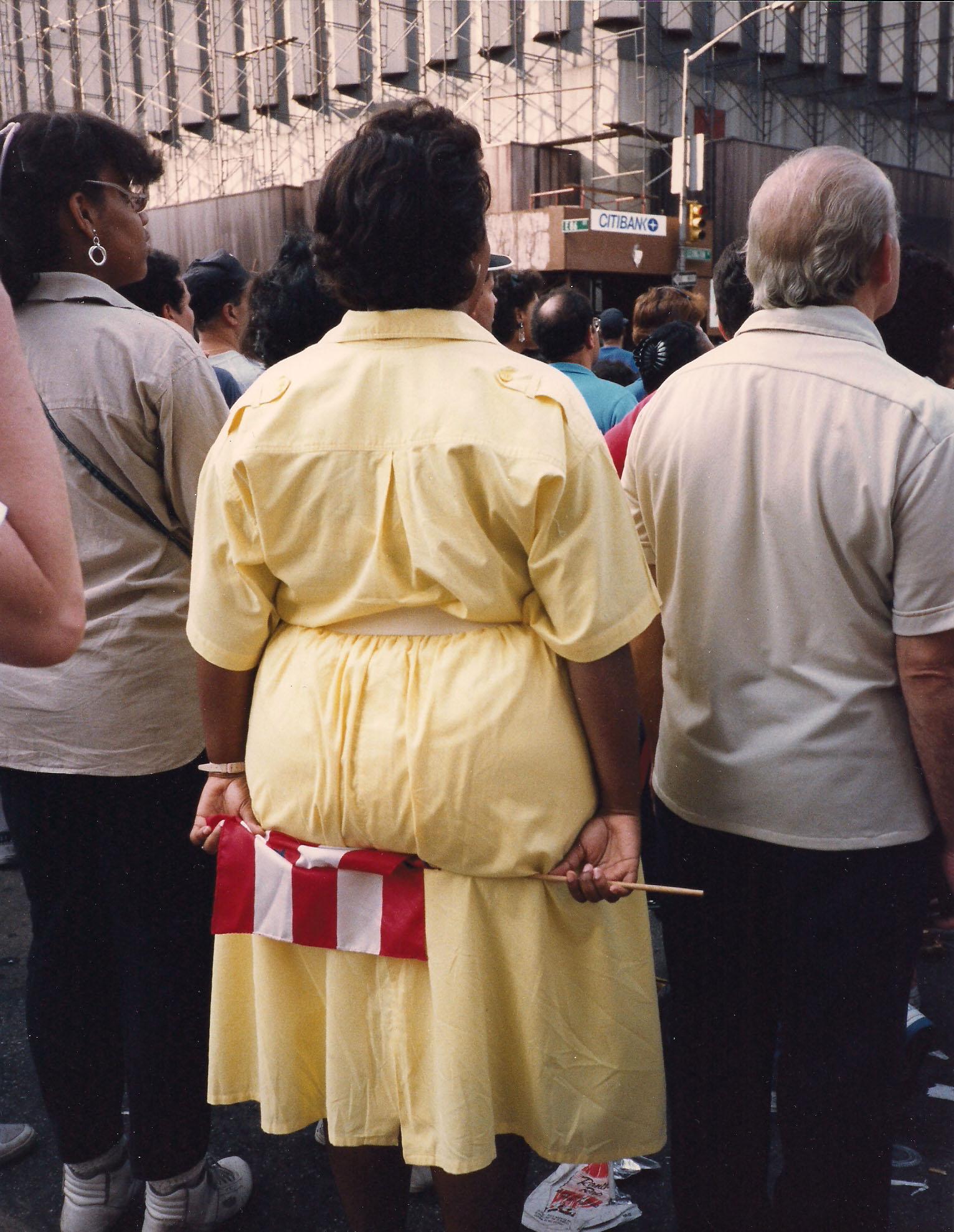 Puerto Rican Day Parade Patriot